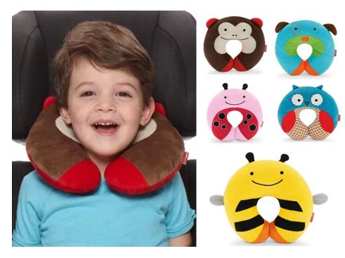 hop动物总动员儿童幼儿护颈圈/护颈枕/u型