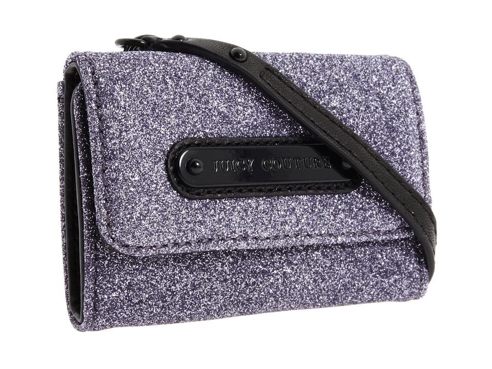 美国代购正品Juicy Couture橘滋新款闪亮卡片包,带礼盒包邮