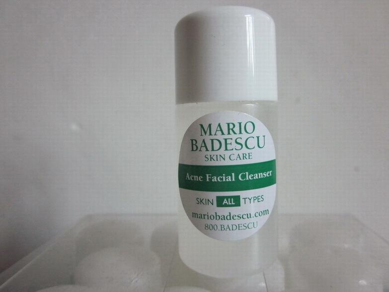 Mario Badescu acne facial cleanser净痘消炎洁面啫喱59ml
