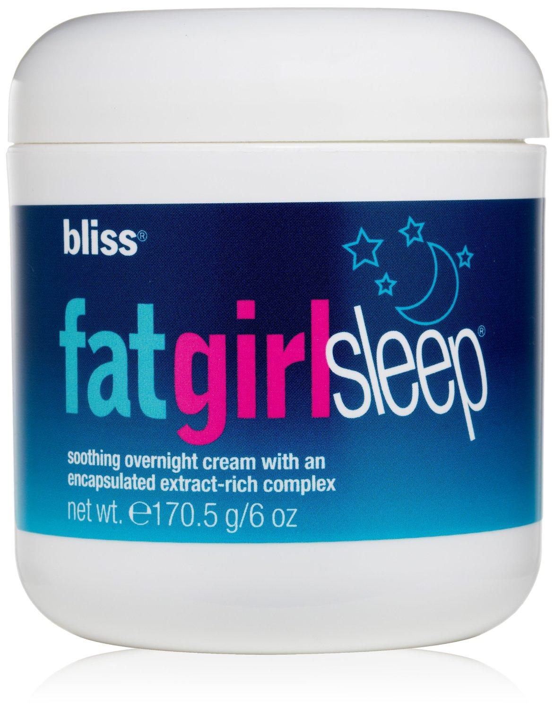Bliss必列斯Fat Girl Sleep夜间紧肤纤体瘦身霜170G