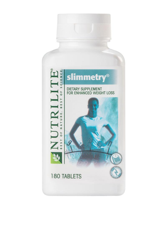 美国安利slimmetry膳食补充剂