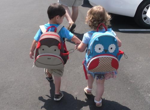 美国儿童双肩包