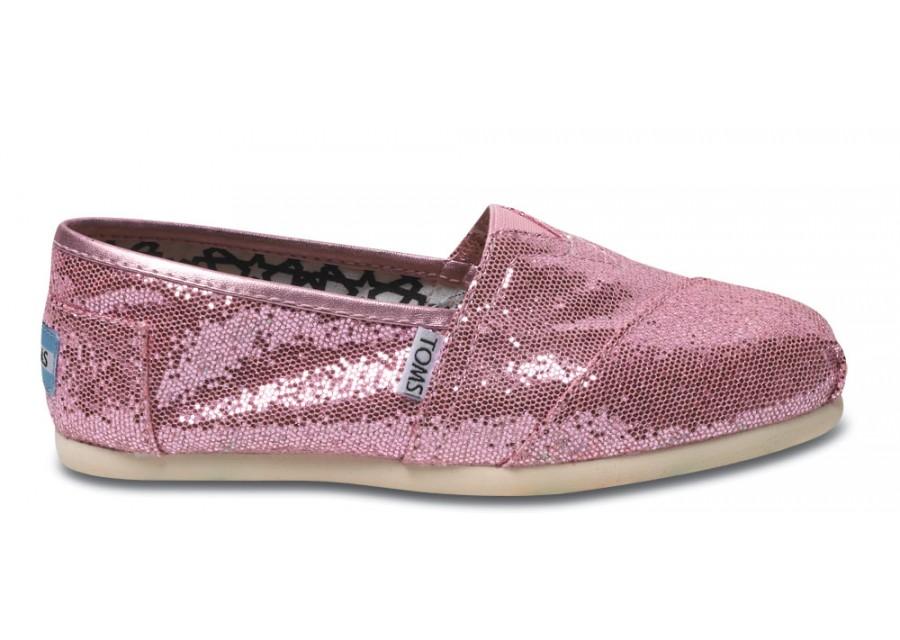 toms 帆布鞋 美国/[美国现货直邮]TOMS经典帆布鞋闪亮款 舒适透气