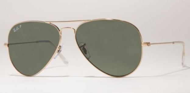 ray ban aviator 55 polarized  ray ban 3025 polarized