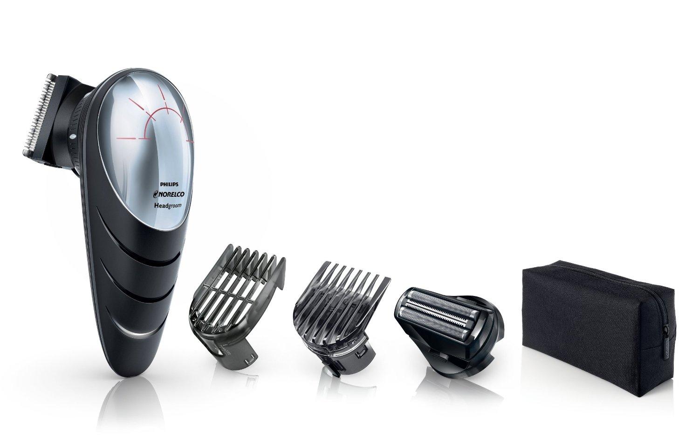 飞利浦自助理发器qc5580 电推子可旋转刀剃光头神器philips