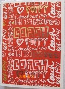 美国 COACH POPPY EDP 女士香水试用装小样带喷 1.5ml