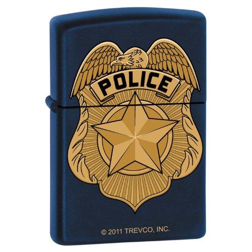 Zippo芝宝 7287 Police Badge 警徽打火机