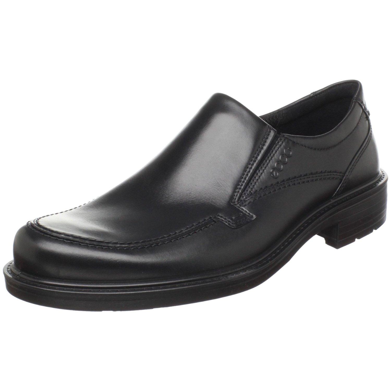 ecco皮鞋图片