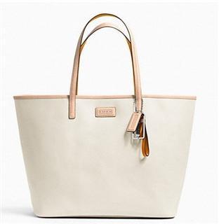 美国直邮:正品最新寇驰真皮手提包 Coach handbag F24341