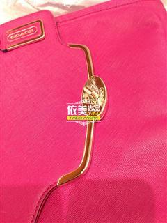 美国代购 COACH 25167女式真皮单肩手提真皮女包 麦迪逊新品