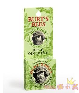 Burt's  Bees小蜜蜂紫草膏 防虫祛痘止痒 舒缓消炎 万用修复