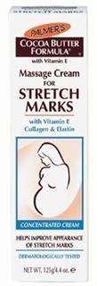 美国直邮帕玛氏Palmer's雅儿妊娠纹按摩霜  2瓶装(4.4oz)