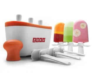 Zoku雪糕机 冰棒机 无需插电3只装 多色