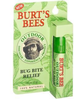 Burt's Bees 小蜜蜂蚊虫叮咬止痒消肿膏 5g 任意2件包邮
