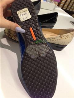 美国代购 Cole Haan 女士凉鞋鱼嘴