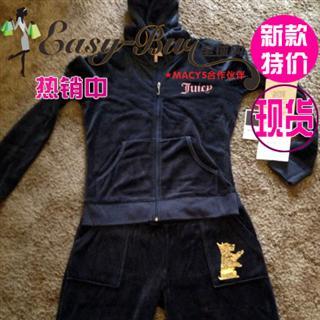 依美尚品 JUICY 运动套装 带P兜 女装 4