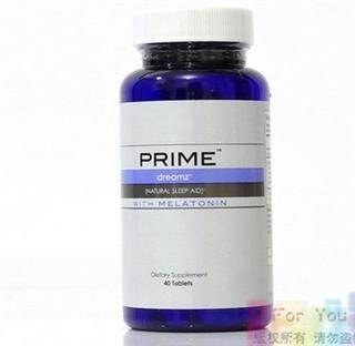 美国美安Prime Dreamz天然助睡眠配方