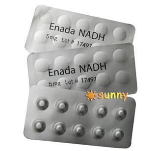 免运费!包美国直邮线粒体素Enada nadh 5mg 30片 帕金森 一号辅酶