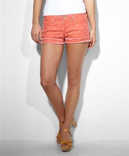 美国代购正品Levi's女士牛仔短裤#316930001