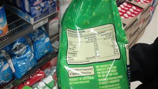 澳洲Devondale德运脱脂速溶 儿童学生成人奶粉 1Kg 2包包邮