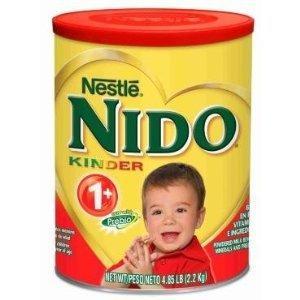 美国直邮 最新雀巢NIDO +益生元营养组合 儿童1岁以上奶粉 360克