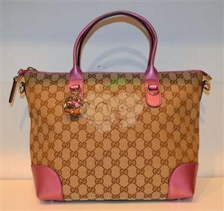 美国代购 Gucci/古奇 女款单肩手提背包