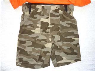 美国直邮正品卡特Carter's 男童纯棉恐龙卡车套装3件套 24个月