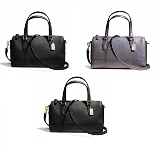COACH新款MINI SATCHEL 皮包