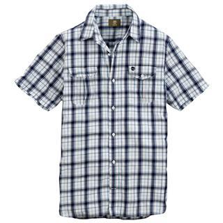 美国代购正品timberland天木兰 男款新款短袖衬衫3112J小票直邮