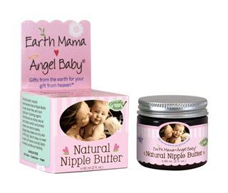 美国Earth mam angel baby 地球妈妈天然有机黄油乳头保护霜