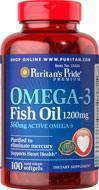 (5瓶装)深海鱼油( 预防中风,提高好胆固醇,减低患高血压可能性)