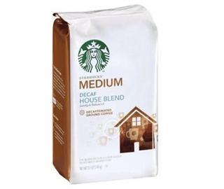 免运费!包美国直邮!星巴克Starbucks 首选/家常综合咖啡粉907克