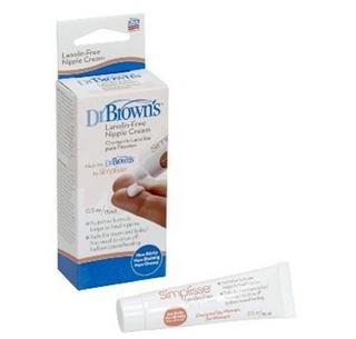 美国直邮Dr Brown's布朗博士 乳头护理霜/保护霜 15ml