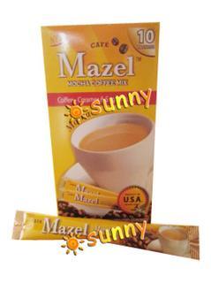 免运费!包美国直邮!Mazel 三合一 摩卡 速溶咖啡 120克
