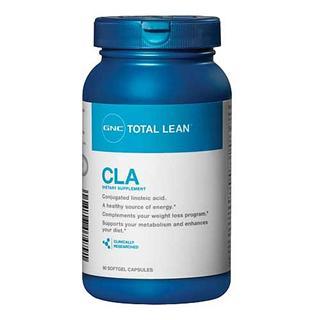 3瓶包直邮包税 美国GNC CLA 共轭亚麻油酸90粒含左旋肉碱 减肥瘦身
