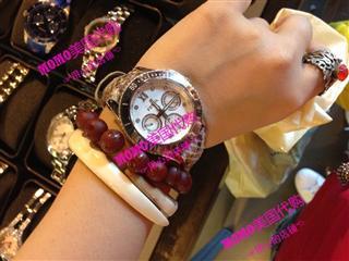 美国代购 Fossil/化石 女士手表 闪钻款