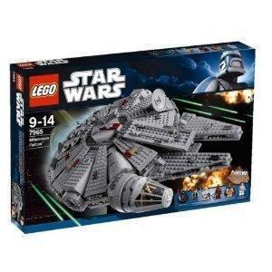 美国直邮 LEGO乐高/正品 积木玩具/Games游戏系列/千年鹰号7965