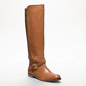 美国直邮COACH monique boot 靴子(肉桂颜色)