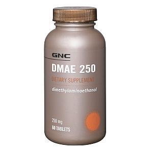 免运费!包美国直邮GNC DMAE 补脑素 250mg 60粒 增强记忆