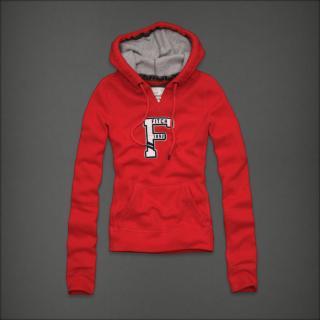 abercombie&fitch A&F套头hoodie卫衣