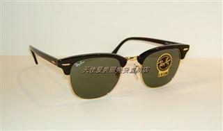 美国代购Ray Ban/RayBan 3016 雷朋墨镜太阳镜 复古男女款2色直邮