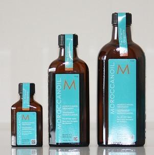Moroccanoil 摩洛哥油护发精华膜修复精油柔顺卡卡油 50ml  100ml
