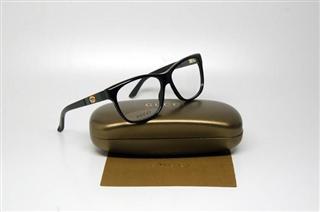 美国代购 GUCCI古琦 GG3543 新款彩条双G 近视眼镜架镜框 4色直邮