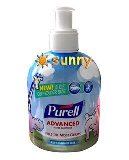 免运费!包美国直邮Purell Pal普瑞即时洗手液 236ml 儿童洗手液