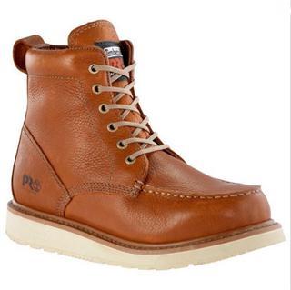 美国Timberland天伯伦 PRO系列男士真皮工装靴户外鞋男高帮53009