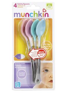 Munchkin感温小勺