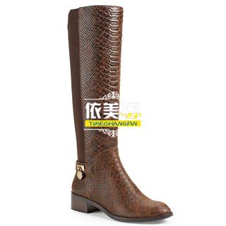 MICHAEL Michael Kors , Hamilton 蛇皮纹长靴  64