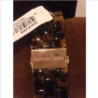 正品代购 michael kors mk 迈克尔科尔斯 女士镶钻手表 美国直邮