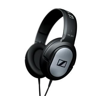 森海塞尔(Sennheiser)耳机 HD201 封闭动圈式高品质耳机