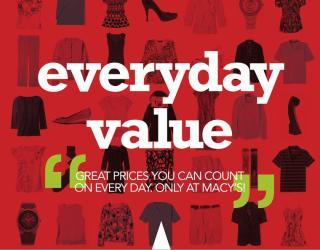 MACY 'S美国梅西百货免税代购包包衣物!随时更新优惠活动!